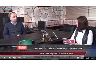 Daloğlu Turizm/Röportaj (V)