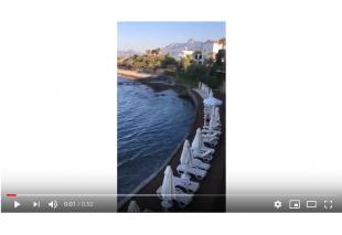 Kıbrıs/Otelimizden Panorama (V)