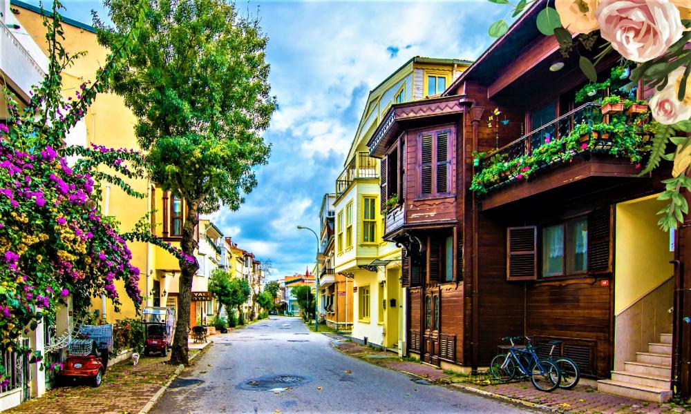 İSTANBUL/ADALAR
